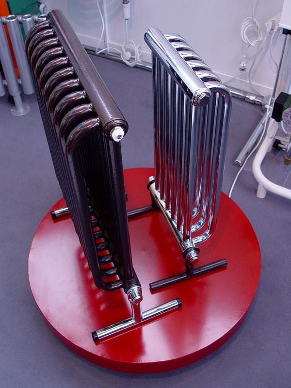 Отопление стальными трубами своими руками